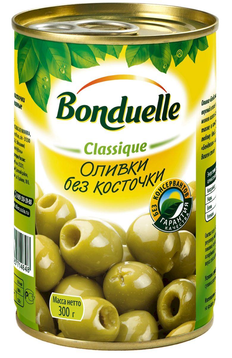 Bonduelle оливки без косточек, 300 г