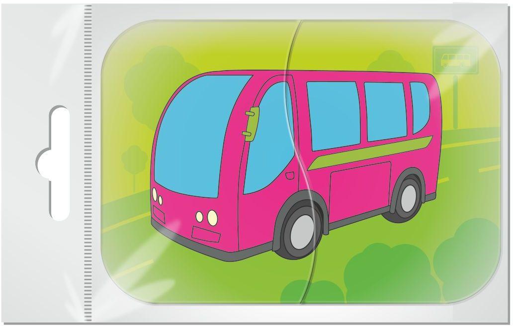 Издательская группа Квадра Пазл для малышей магнитный Автобус01491Магнитные пазлы, из которых ребенок может самостоятельно собрать картинку. Детали пазла объемные и крупные - маленьким детям удобно с ними играть. Складывая пазл, ребенок развивает мелкую моторику и мышление, учится различать понятия части и целого.Благодаря магнитной основе пазл хорошо держится на металлической поверхности.Пока мамочка готовит кушать,малыш может собрать даже на холодильнике!