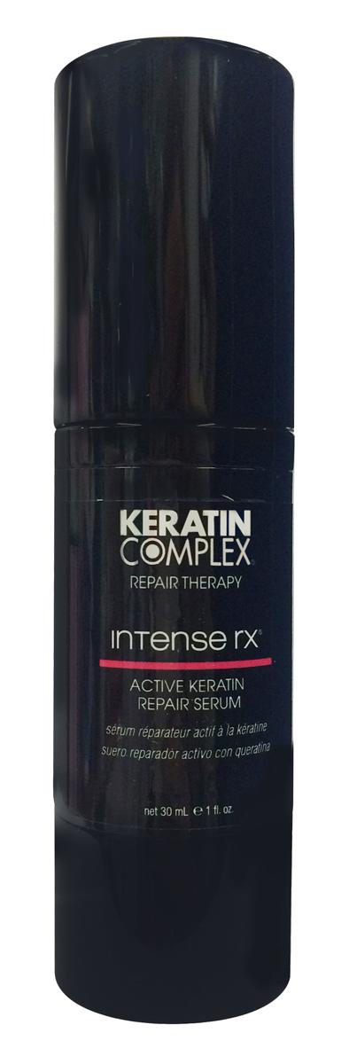 Keratin Complex Восстанавливающая сыворотка для мгновенного разглаживания (Intense Rx), 30 мл30091KCПроцедура интенсивного ухода для продления действия процедуры кератинового разглаживания волос. Intense Rx реконструирует, восстанавливает прочность, уменьшает ломкость волос. Процедура насыщает волосы 25% натурального кератина, делая волосы эластичными, гладкими,блестящими, уже после первого применения. Результат сохраняется 5-6 процедур мытья, и имеет накопительное действие.