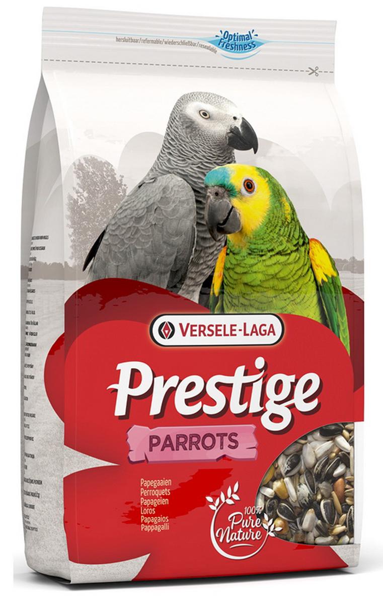 Корм для крупных попугаев Versele-Laga Prestige Parrots, 3 кг421796VERSELE-LAGA корм для крупных попугаев Parrots 3 кг. Идеальный корм для крупных пород попугаев. Содержит большое количество зерен различных растений, дополнительно обогащен комплексом витаминов, микроэлементов и минералов, которые необходимы крупным попугаям для полноценной жизни. Прекрасно подойдет для ежедневного употребления. Вес упаковки: 3 кг. Состав: Семена подсолнечника полосатого 25%, Белые семена подсолнечника 20%, Кукуруза Плата 7%, Пшеница 6%, Остроконечный овес 5%, Сафлор 5%, Гречиха 5%, Очищенный арахис 5%, Цельный арахис 4%, Рис-сырец 4%, Сорго 3%, Семена конопли 3%, Очищенный овес 3%, Воздушная кукуруза 2%, Орехи сосны 2%, Семена тыквы очищенные 1%.