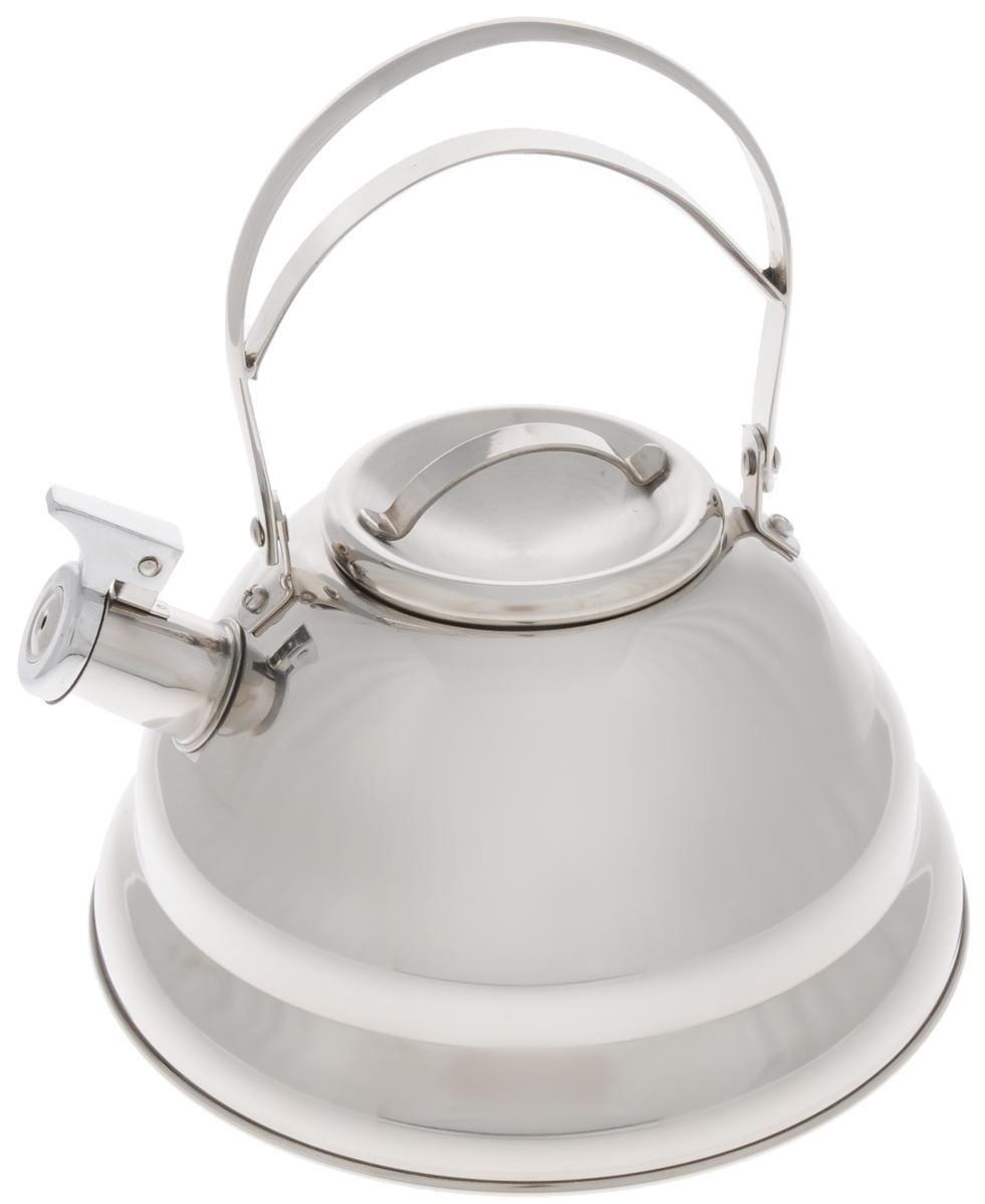 Чайник Mayer & Boch, со свистком, 3,7 л. 32883288Чайник Mayer & Boch выполнен из долговечной и прочной нержавеющей стали, что делает его весьма гигиеничным и устойчивым к износу при длительном использовании. Гладкая и ровная поверхность существенно облегчает уход за посудой. Выполненный из качественных материалов чайник при кипячении сохраняет все полезные свойства воды. Изделие оснащено свистком, благодаря которому вы можете не беспокоиться о том, что закипевшая вода зальет плиту. Как только вода закипит - свисток оповестит вас об этом. Удобный и практичный чайник отлично впишется в интерьер любой кухни. Подходит для всех типов плит, включая индукционные. Можно мыть в посудомоечной машине. Высота чайника (без учета ручки и крышки): 12,5 см. Высота чайника (с учетом ручки и крышки): 25 см. Диаметр основания: 24 см. Диаметр индукционного диска: 17,5 см. Диаметр (по верхнему краю): 10 см.