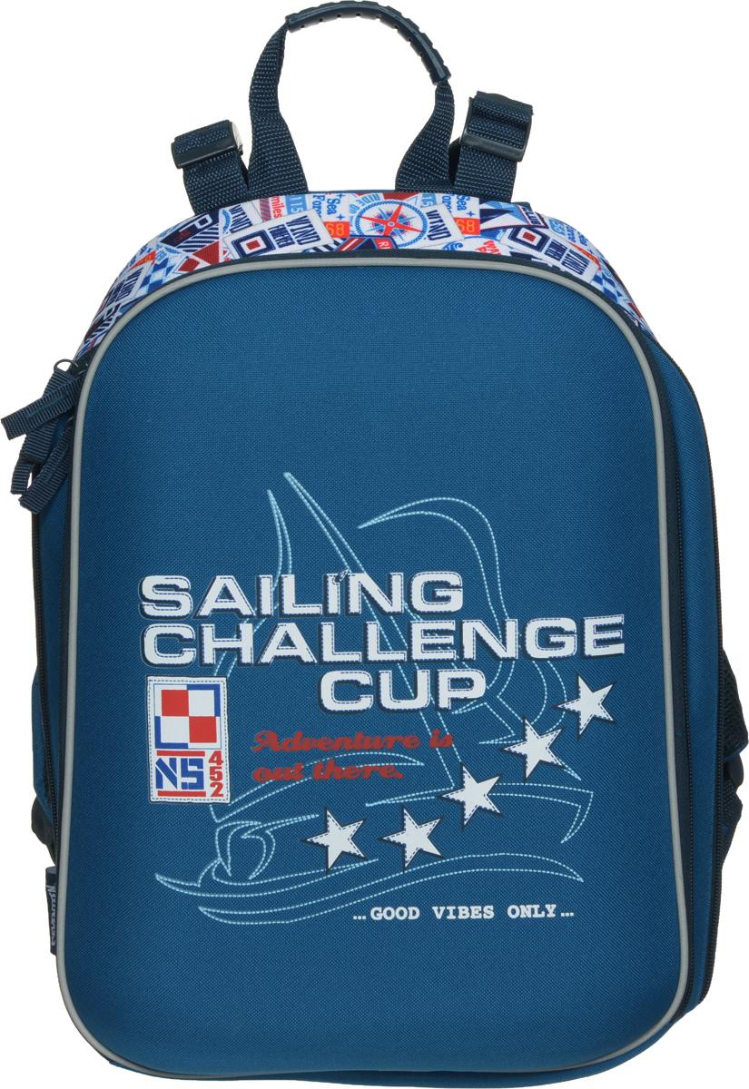 Seventeen Ранец школьный Sailing Challenge Cup SKDB-UT6-755