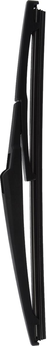 Щетка стеклоочистителя Bosch H281, каркасная, задняя, длина 28 см, 1 шт3397011428Щетка Bosch H281, выполненная по современной технологии из высококачественных материалов, предназначена для установки на заднее стекло автомобиля. Отличается высоким качеством исполнения и оптимально подходит для замены оригинальных щеток, установленных на конвейере. Обеспечивает качественную очистку стекла в любую погоду.