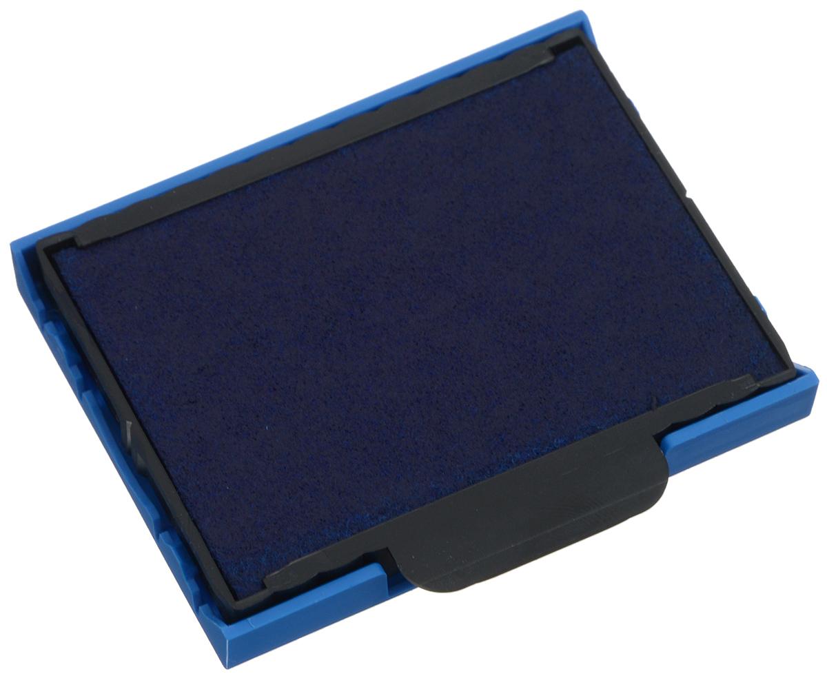 Trodat Сменная штемпельная подушка цвет синий 6/576/57Оригинальная сменная штемпельная подушка Trodat для серий Printy и Professional Line гарантирует высокое качество от первого до последнего оттиска. Четкие оттиски. Ресурс подушки - 10000 оттисков. Рекомендована замена подушки, а не дозаправка краской. Цвет - синий. Подходит к артикулам 5207, 5470.