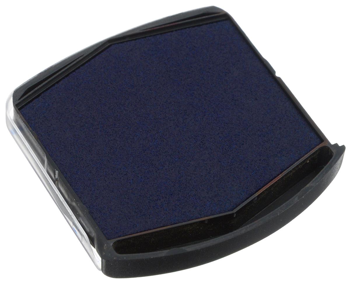 Colop Сменная штемпельная подушка цвет синий E/R2040cE/R2040cСменная штемпельная подушка Colop изготовлена с учетом требований российских и международных стандартов. Гарантирует высокое качество от первого до последнего оттиска. Ресурс подушки - 10000 оттисков. Замена штемпельной подушки необходима при каждом изменении текста в штампе. Заправка штемпельной краской не рекомендуется. Гарантируют не менее 10 000 четких оттисков. Цвет - синий. Подходит к артикулам R2040, R2046.