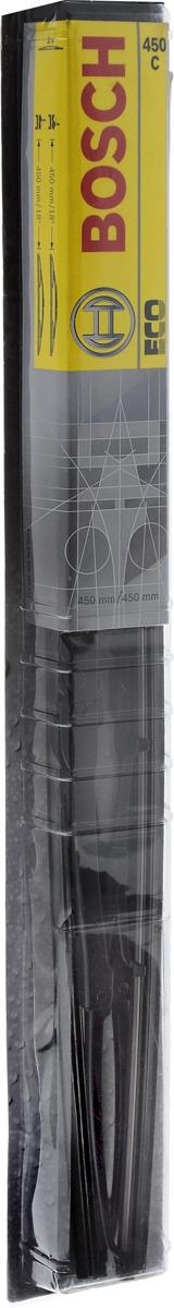 Стеклоочистители Bosch 2x4503397005029Тип крепления - 1