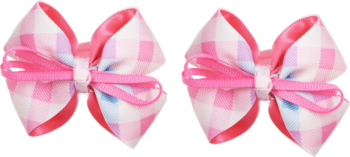 Baby's Joy Резинка для волос цвет розовый 2 шт MN 164/2