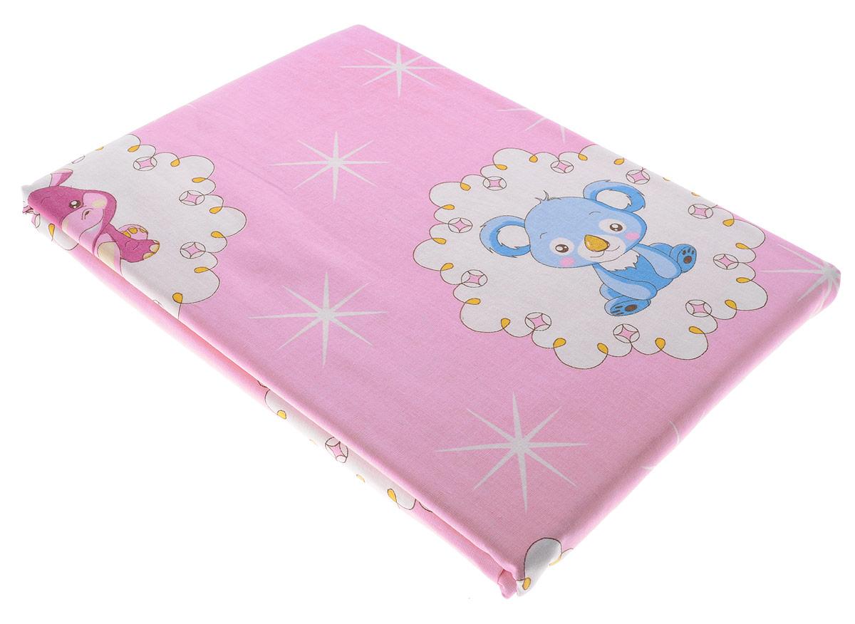 Блакiт Комплект детского постельного белья Игрушки наволочка 60 х 60 см 3 предмета