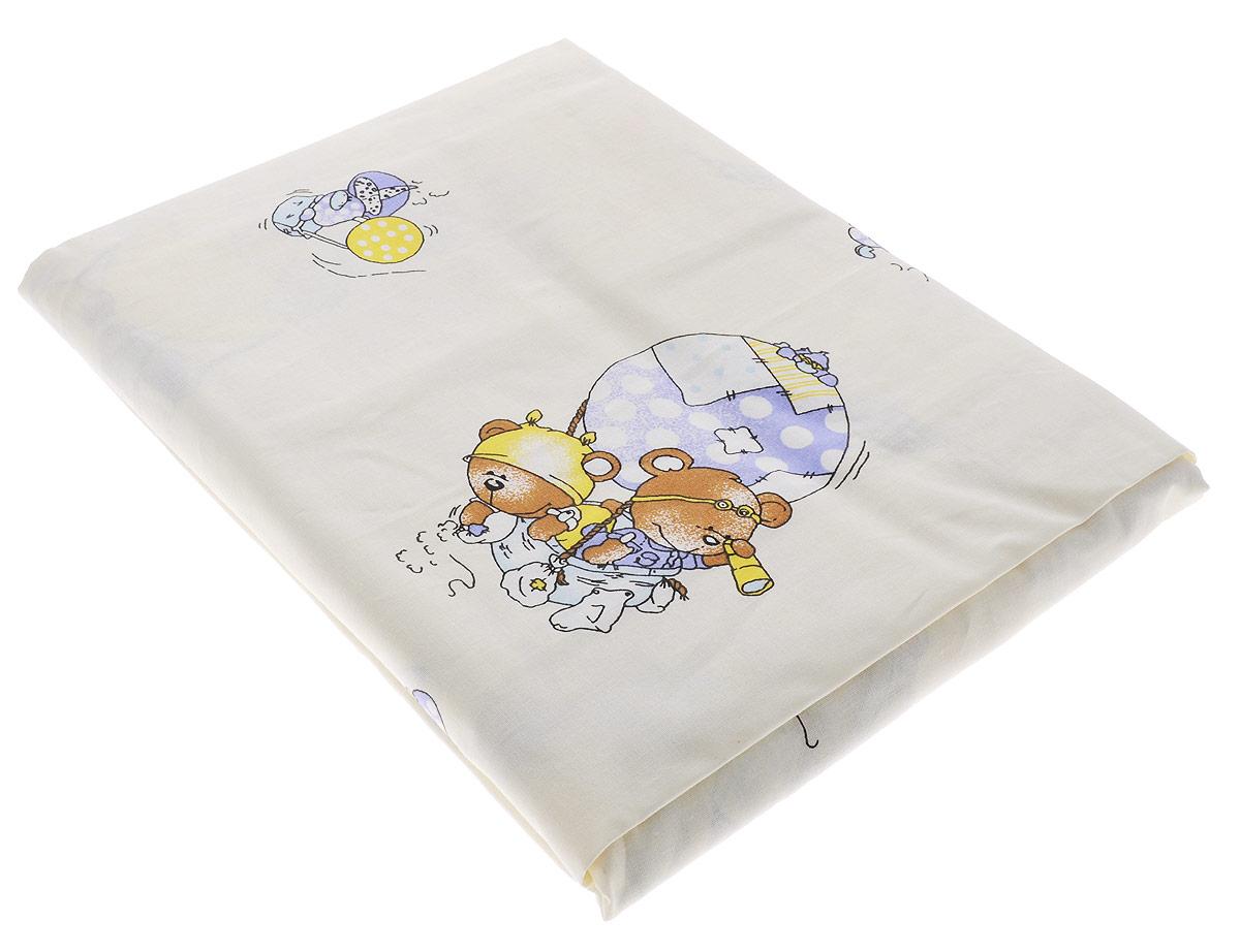 Блакiт Комплект детского постельного белья Дирижабль 3 предмета28184356Детский комплект постельного белья Блакiт Дирижабль состоит из наволочки, пододеяльника и простыни. Такой комплект идеально подойдет для кроватки вашего малыша и обеспечит ему здоровый сон. Он изготовлен из натурального 100% хлопка, дарящего малышу непревзойденную мягкость. Натуральный материал не раздражает даже самую нежную и чувствительную кожу ребенка, обеспечивая ему наибольший комфорт. Оригинальный рисунок комплекта понравится малышу и привлечет его внимание. На постельном белье Блакiт Дирижабль ваша кроха будет спать здоровым и крепким сном. Уход: стирка при температуре до 60 °C, не отбеливать, барабанная сушка запрещена, можно гладить при высокой температуре, не подвергать химчистке.