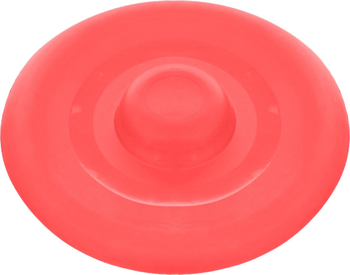 Игрушка для собак Каскад Летающая тарелка, цвет: красный, диаметр 23 см27799303_красныйИгрушка для собак Каскад Летающая тарелка, выполненная из прочного пластика, отличается легкостью и компактностью. Оригинальный дизайн, прочная конструкция и нетоксичный материал позволят вам наслаждаться игрой в фрисби с вашей собакой. Кроме того, игрушка устойчива к разгрызанию. Собаки просто обожают играть в фрисби. Регулярные игры на открытом воздухе позволят вашей собаке стать сильнее и развиться физически. А вы получите удовольствие и радость от игры с вашим питомцем.