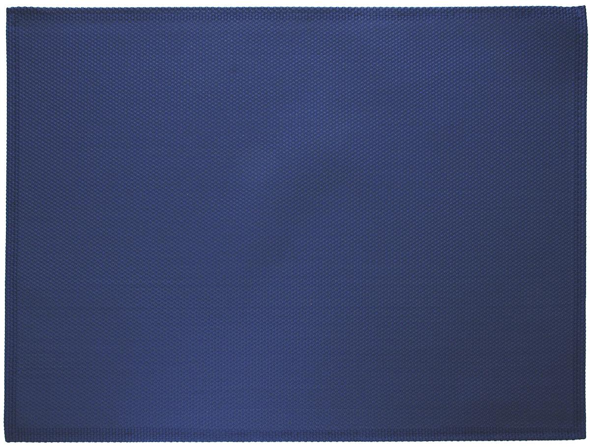 Салфетка сервировочная Tescoma Flair, цвет: сине-серый, 45 х 32 см662012Сервировочная салфетка Tescoma Flair изготовлена из прочной синтетической ткани. Идеально подходит для сервировки стола, также может использоваться как подставка под горячее. Выдерживает максимальную температуру до 80°С. Элегантная сервировочная салфетка изысканно украсит вашу кухню. После использования её достаточно протереть чистой влажной тканью или промыть под струей воды и высушить. Не мыть в посудомоечной машине.