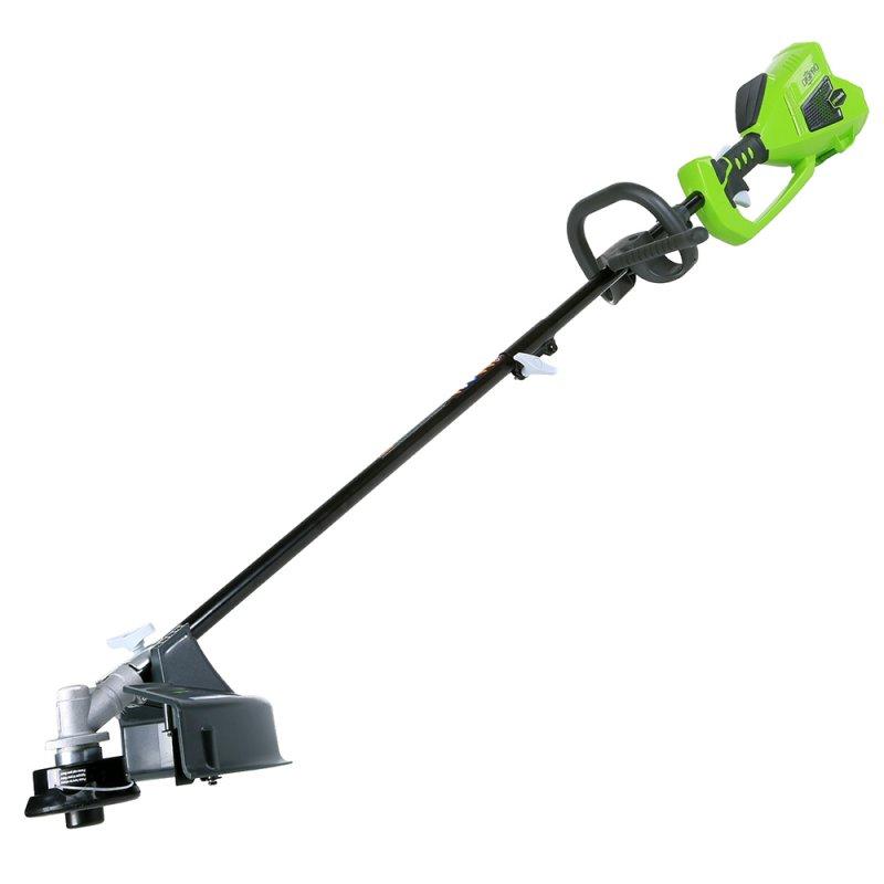 Триммер GreenWorks 40В б/щ (без аккумуляторной батареи и зарядного устройства)