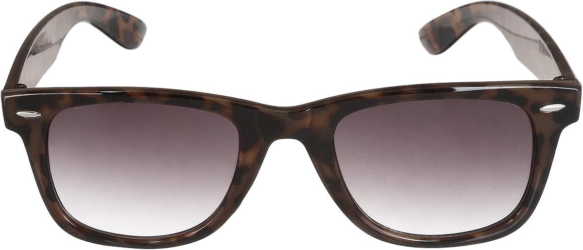 Очки солнцезащитные женские Top Secret, цвет: коричневый. SOK0200BROS