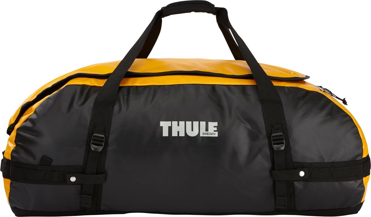 Туристическая сумка-баул Thule Chasm XL, цвет: оранжевый, 130л203600Thule Chasm X-Large - Эти жесткие, устойчивые к неблагоприятным погодным условиям сумки с широко раскрывающимся основным отделением и съемными ремнями — ваши надежные спутники в любой поездке. Широко раскрывающееся отделение делает загрузку оборудования в сумку очень удобным. Боковые замки делают доступ к основному отделению удобным с любого угла Ремни складываются вдоль боковых сторон сумки. Ремни быстро превращают рюкзак в сумку. Прочная водонепроницаемая брезентовая ткань для удобной укладки вещей, которая легко складывается для хранения. Внутренние сетчатые карманы сохранят ваши вещи в порядке. Внешние фиксирующие ремни предотвращают содержимое сумки от падения на дно, когда она используется как рюкзак. Уплотненная нижняя часть сумки обеспечивает мягкое соприкосновение с землей. Блокировка застежки-молнии для защиты от воров (замок продается отдельно). Внешний сетчатый карман для небольших предметов.