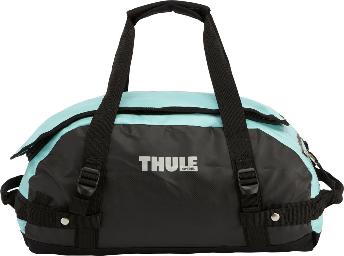 Туристическая сумка-баул Thule Chasm XS, цвет: голубой, 27л201500Thule Chasm X-Small - Эти жесткие, устойчивые к неблагоприятным погодным условиям сумки с широко раскрывающимся основным отделением и съемными ремнями — ваши надежные спутники в любой поездке. Широко раскрывающееся отделение делает загрузку оборудования в сумку очень удобным. Боковые замки делают доступ к основному отделению удобным с любого угла Ремни складываются вдоль боковых сторон сумки. Ремни быстро превращают рюкзак в сумку. Прочная водонепроницаемая брезентовая ткань для удобной укладки вещей, которая легко складывается для хранения. Внутренние сетчатые карманы сохранят ваши вещи в порядке. Внешние фиксирующие ремни предотвращают содержимое сумки от падения на дно, когда она используется как рюкзак. Уплотненная нижняя часть сумки обеспечивает мягкое соприкосновение с землей. Блокировка застежки-молнии для защиты от воров (замок продается отдельно). Внешний сетчатый карман для небольших предметов.