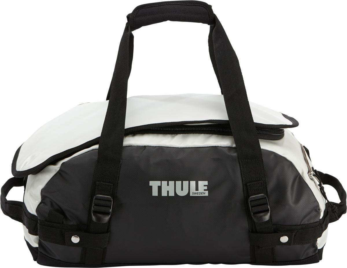 Туристическая сумка-баул Thule Chasm XS, цвет: серый, 27л201200Thule Chasm X-Small - Эти жесткие, устойчивые к неблагоприятным погодным условиям сумки с широко раскрывающимся основным отделением и съемными ремнями — ваши надежные спутники в любой поездке. Широко раскрывающееся отделение делает загрузку оборудования в сумку очень удобным. Боковые замки делают доступ к основному отделению удобным с любого угла Ремни складываются вдоль боковых сторон сумки. Ремни быстро превращают рюкзак в сумку. Прочная водонепроницаемая брезентовая ткань для удобной укладки вещей, которая легко складывается для хранения. Внутренние сетчатые карманы сохранят ваши вещи в порядке. Внешние фиксирующие ремни предотвращают содержимое сумки от падения на дно, когда она используется как рюкзак. Уплотненная нижняя часть сумки обеспечивает мягкое соприкосновение с землей. Блокировка застежки-молнии для защиты от воров (замок продается отдельно). Внешний сетчатый карман для небольших предметов.