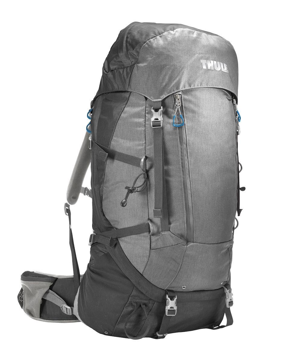 Рюкзак треккинговый женский Thule Guidepost, цвет: серый, 65л206502Женский туристический рюкзак Thule Guidepost 65 л - Удобный рюкзак для двухдневных/недельных путешествий Thule Guidepost 65 л отличается настраиваемой системой крепления TransHub, обеспечивающей идеальную посадку, поворачивающимся набедренным ремнем, который позволяет рюкзаку повторять ваши движения, специальными наплечными и набедренными ремнями для женщин и крышкой, способной трансформироваться в дополнительный рюкзак, который поможет вам покорить любую вершину. Легкая регулировка ремней для торса на 15 см обеспечивает идеальную посадку, а наплечные ремни QuickFit позволяют выбрать из один из трех вариантов длины наплечных ремней Система крепления Transhub с алюминиевой опорой и проволочным каркасом из пружинной стали позволяют перенести вес рюкзака на бедра, обеспечивая более удобную переноску Поворачивающийся набедренный ремень позволяет рюкзаку повторять ваши движения, обеспечивая большую естественность передвижения и улучшенный баланс Съемная крышка...