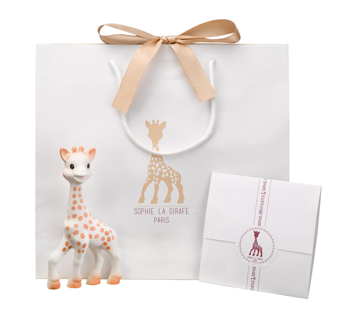 Vulli Набор игрушек-прорезывателей Жирафик Софи