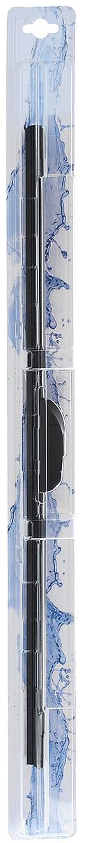 Щетка стеклоочистителя Bosch AR22U, бескаркасная, со спойлером, длина 55 см, 1 шт3397008537Бескаркасная универсальная щетка Bosch AR22U, выполненная по современной технологии из высококачественных материалов, предназначена для установки на стекло автомобиля. Отличается высоким качеством исполнения и оптимально подходит для замены оригинальных щеток, установленных на конвейере. Обеспечивает качественную очистку стекла в любую погоду. Изделие оснащено многофункциональным адаптером Multi-Clip, который превосходно подходит для наиболее распространенных типов креплений. Простой и быстрый монтаж. AEROTWIN - серия бескаркасных щеток компании Bosch. Щетки имеют встроенный аэродинамический спойлер, что делает их эффективными на высоких скоростях, и изготавливаются из многокомпонентной резины с применением натурального каучука.