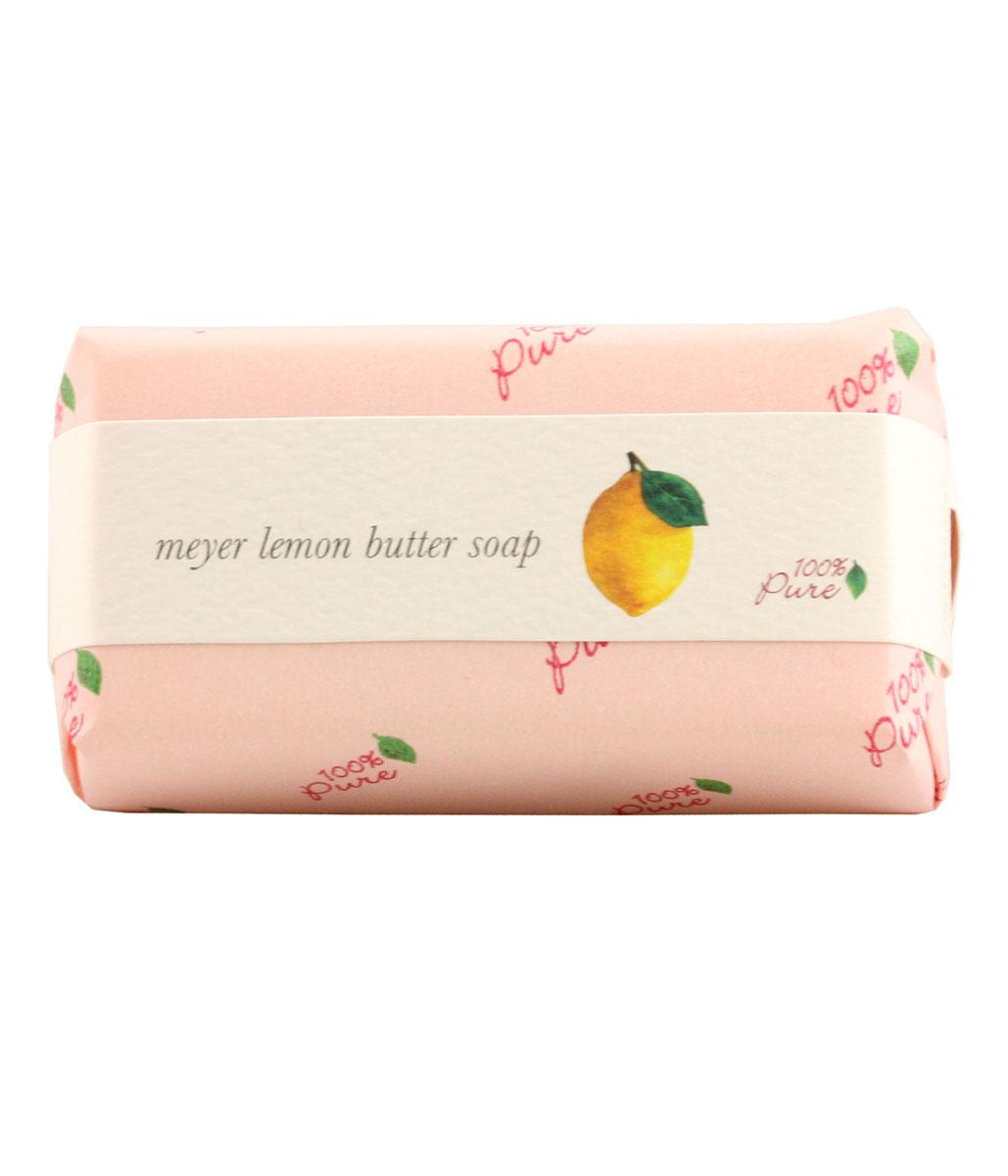 100% Pure Крем-мыло Лимон мейера, 127 г
