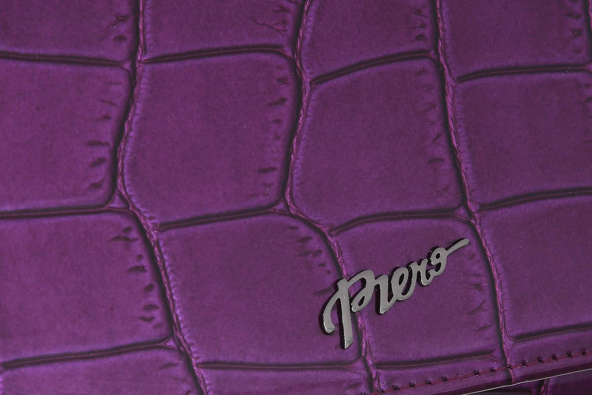 Кошелек женский Piero, цвет: сиреневый. ЖКГ 1501421_46