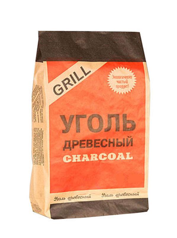Уголь березовый, 5 кг