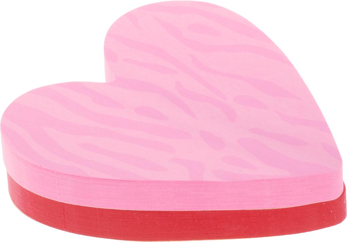 Post-it Бумага для заметок Сердце с липким слоем цвет розовый красный 150 листов7350-HRTФигурные клейкие листочки Post-it подчеркнут вашу индивидуальность! Яркие цвета, форма сердечка, фоновые рисунки на каждом листочке - такое сообщение невозможно не заметить. Несмотря на это, они приклеиваются также хорошо, как традиционные.