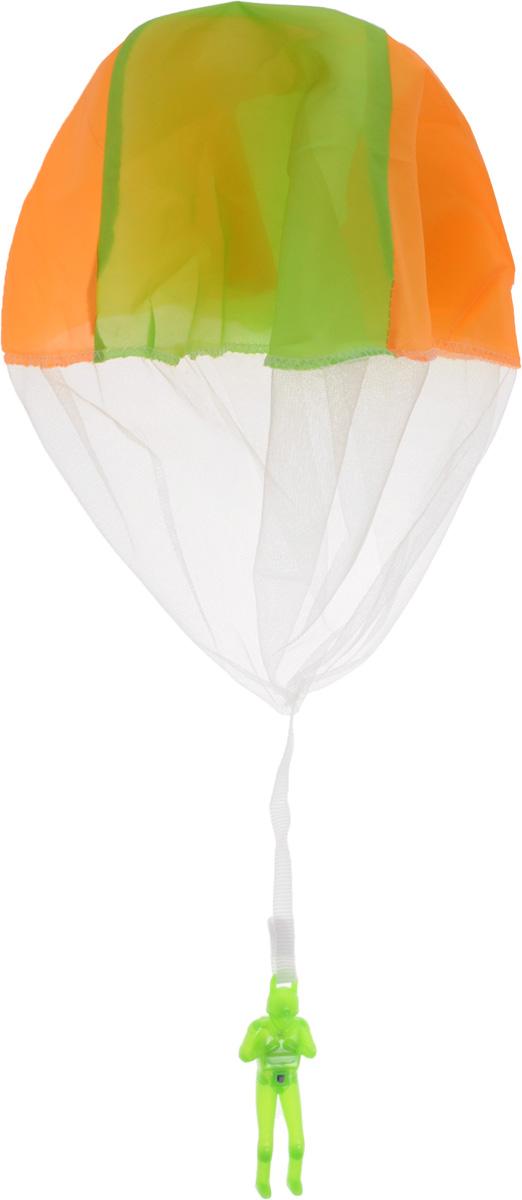 YG Sport Игра Светящийся парашютист цвет салатовыйYG07YИгра YG Sport Светящийся парашютист даст возможность запустить маленькую фигурку на настоящем парашюте! Посмотрите, как высоко он может взлететь. При нажатии на кнопку на фигурке светится огонек на груди парашютиста, благодаря чему его будет видно издалека даже вечером.