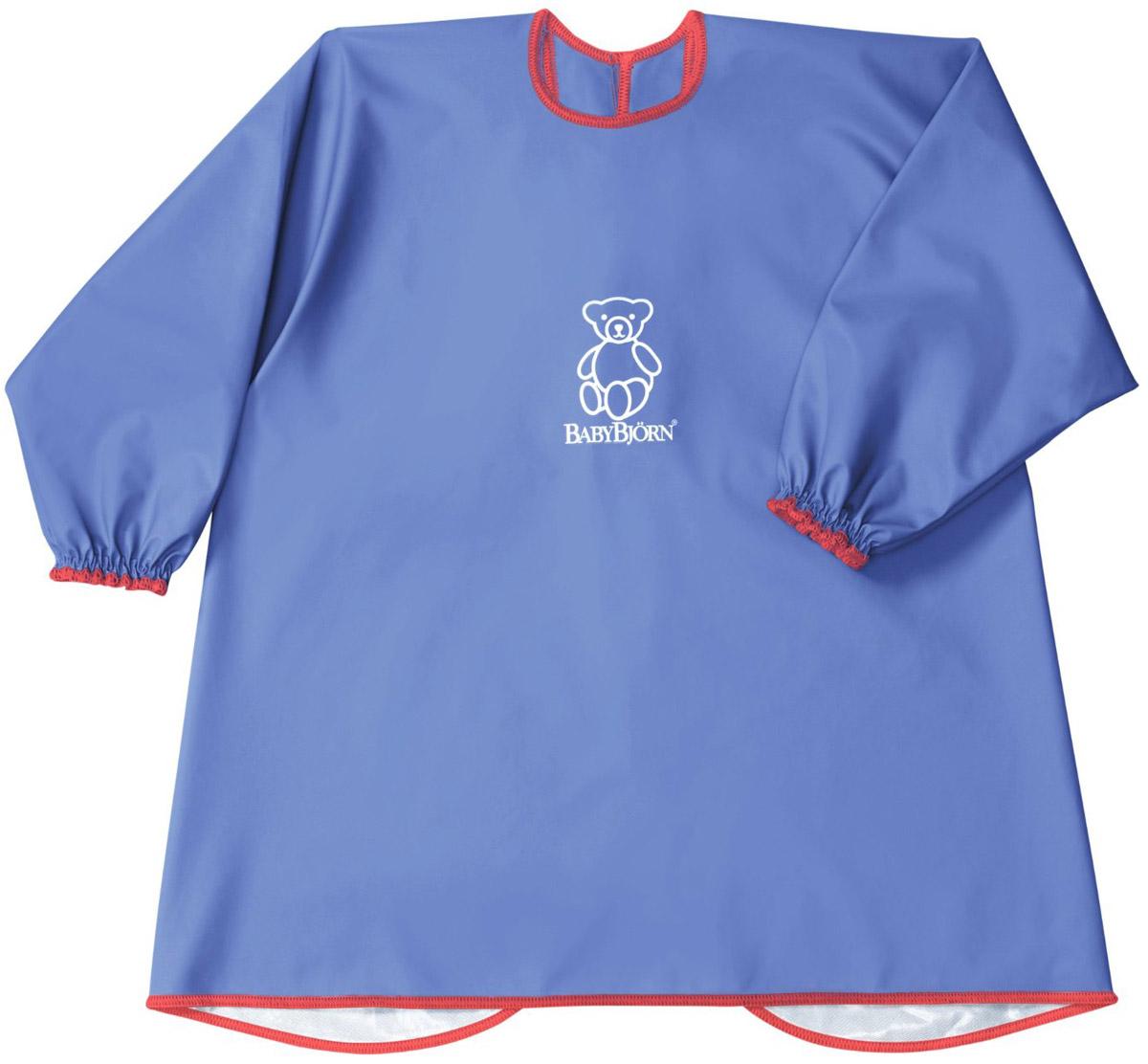 BabyBjorn Рубашка для кормления цвет синий