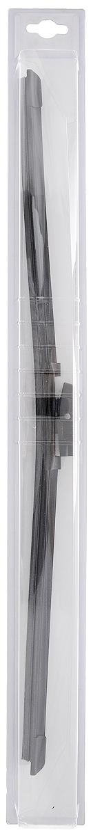 Щетка стеклоочистителя Bosch AM600U, бескаркасная, со спойлером, длина 60 см, 1 шт3397008585Бескаркасная щетка Bosch AM600U, выполненная по современной технологии из высококачественных материалов, предназначена для установки на переднее стекло автомобиля. Отличается высоким качеством исполнения и оптимально подходит для замены оригинальных щеток, установленных на конвейере. Обеспечивает качественную очистку стекла в любую погоду. AEROTWIN - серия бескаркасных щеток компании Bosch. Щетки имеют встроенный аэродинамический спойлер, что делает их эффективными на высоких скоростях, и изготавливаются из многокомпонентной резины с применением натурального каучука.