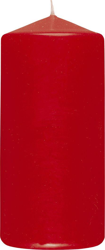 Свеча Duni на 30 часов горения, 13х6 см, цвет: красный181218Еда – одна из важнейших частей нашей жизни. Еда объединяет разных людей. Впечатляющая сервировка стола вдохновит любое застолье и превратит его в запоминающийся момент, которой захочется повторить. Duni – создатели атмосферы вдохновения, сюрпризов и прздников для вас и ваших детей! Используя современные инновации, высококачественные материалы, оригинальный дизайн, свечи делают вашу трапезу незабываемым и волшебным праздником.