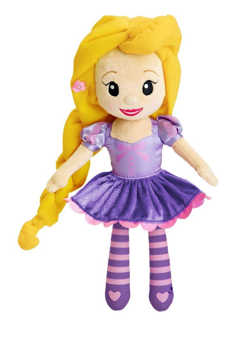 Chicco Мягкая игрушка мелодии принцесс Рапунцель00007421000000