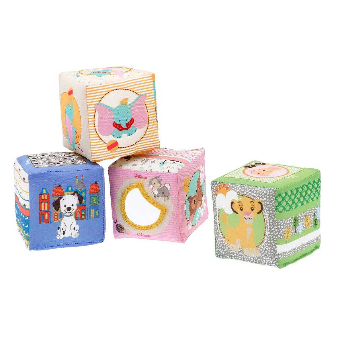 Chicco Мягкие кубики Disney00007518000000