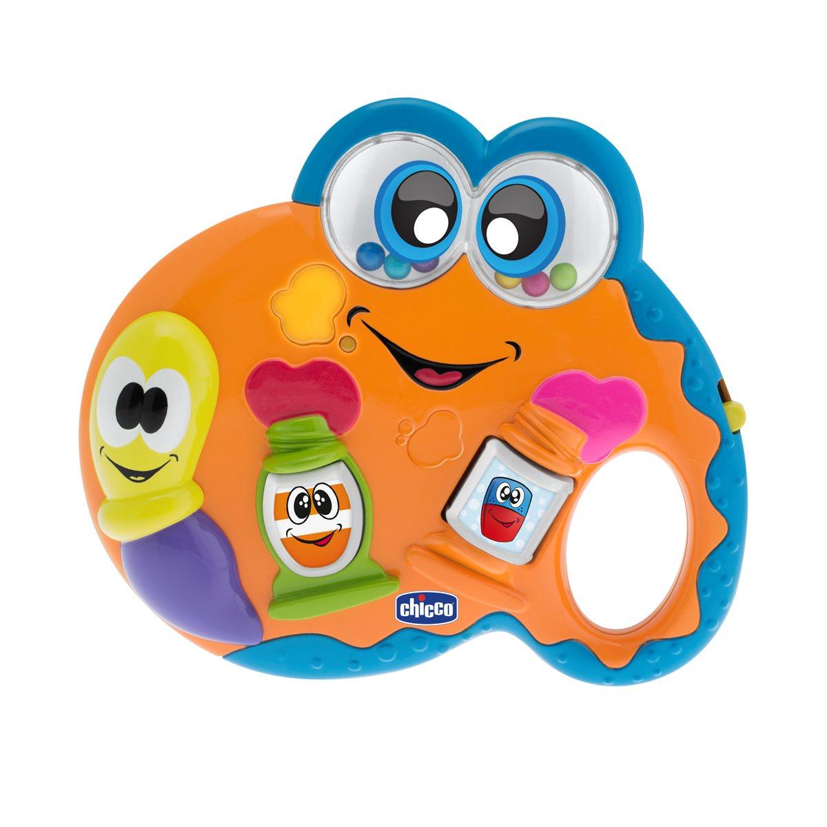 Chicco Музыкальная игрушка Палитра00007701000000