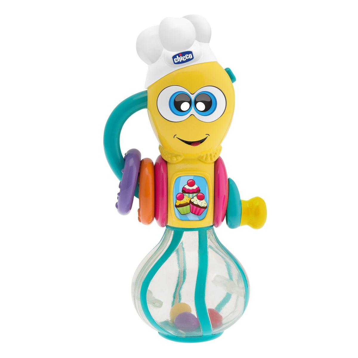 Chicco Музыкальная игрушка Мутовка