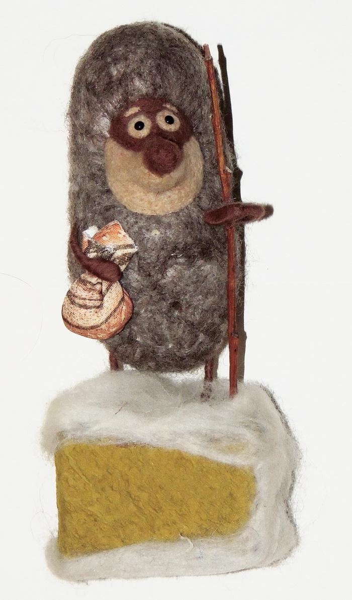 Авторская игрушка YusliQ Ежик, валяная шерсть. Ручная работа. ku29ku29Авторская игрушка Ежик(ku29) милая и симпатичная игрушка, покорит сердца детей и взрослых, и послужит замечательным подарком!