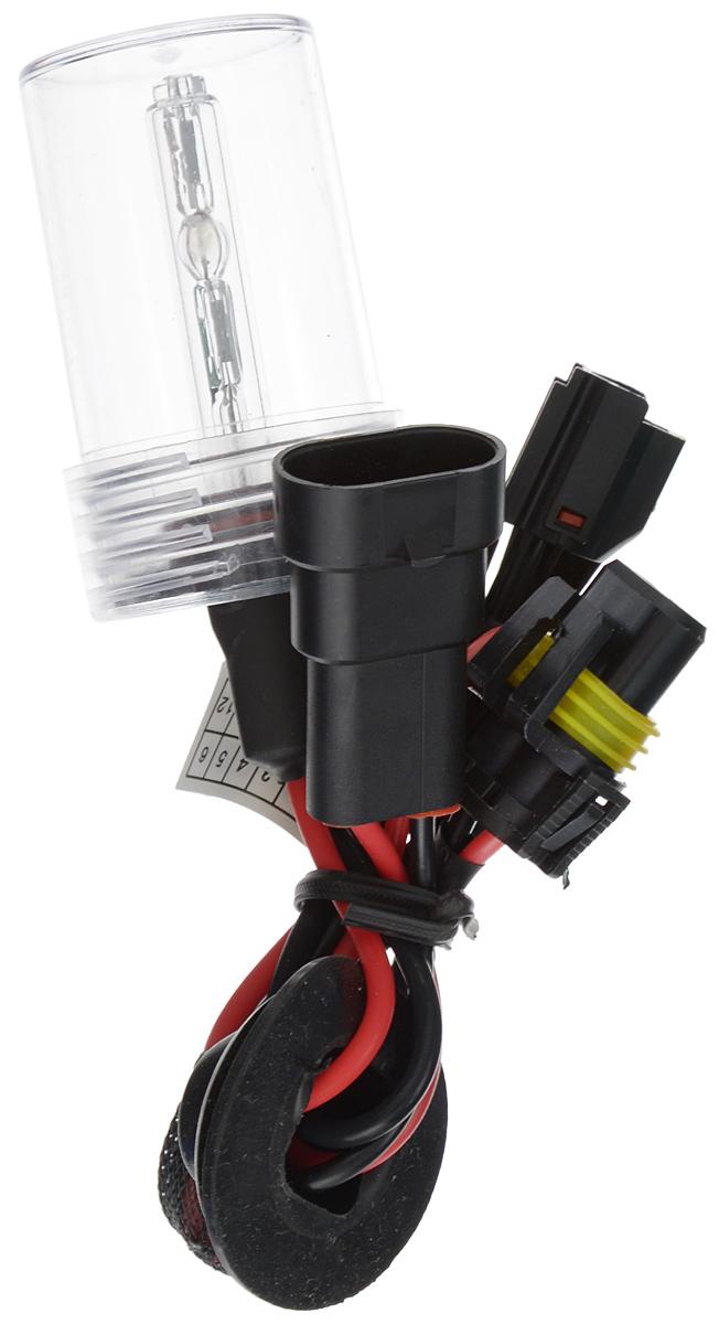 Лампа автомобильная ксеноновая Nord YADA, HB3, 6000K904039Лампа автомобильная ксеноновая Nord YADA - это электрическая ксеноновая газозарядная лампа для автомобилей и других моторных транспортных средств. Ксеноновая лампа - это источник света, представляющий собой устройство, состоящее из колбы с газом (ксеноном), в котором светится электрическая дуга, которая возникает вследствие подачи напряжения на электроды лампы. Лампа дает яркий белый свет, близкий по спектру к дневному. Высокая яркость обеспечивает хорошее освещение дороги и безопасность. Свет лампы насыщенный и интенсивный, поэтому она идеально подходит для освещения дороги во время тумана. Преимущества по сравнению с галогенной лампой: - Безопасность - лучше освещает дорогу, помогает быстрее среагировать на дорожную обстановку; - Экономичность - потребляет меньше, а светит ярче; - Увеличенный срок службы - не имеет нити накаливания, поэтому долговечна и не боится тряски.
