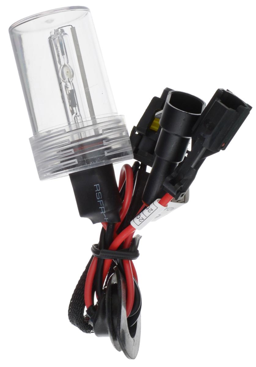 Лампа автомобильная ксеноновая Nord YADA, HB4, 6000K904033Лампа автомобильная ксеноновая Nord YADA - это электрическая ксеноновая газозарядная лампа для автомобилей и других моторных транспортных средств. Ксеноновая лампа - это источник света, представляющий собой устройство, состоящее из колбы с газом (ксеноном), в котором светится электрическая дуга, которая возникает вследствие подачи напряжения на электроды лампы. Лампа дает яркий белый свет, близкий по спектру к дневному. Высокая яркость обеспечивает хорошее освещение дороги и безопасность. Свет лампы насыщенный и интенсивный, поэтому она идеально подходит для освещения дороги во время тумана. Преимущества по сравнению с галогенной лампой: - Безопасность - лучше освещает дорогу, помогает быстрее среагировать на дорожную обстановку; - Экономичность - потребляет меньше, а светит ярче; - Увеличенный срок службы - не имеет нити накаливания, поэтому долговечна и не боится тряски.