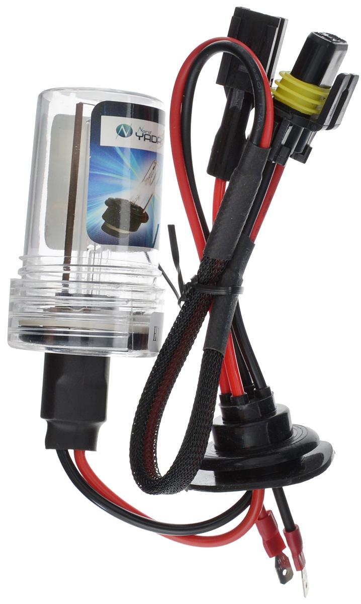 Лампа автомобильная ксеноновая Nord YADA, H15, 5000K904043Лампа автомобильная ксеноновая Nord YADA - это электрическая ксеноновая газозарядная лампа для автомобилей и других моторных транспортных средств. Ксеноновая лампа - это источник света, представляющий собой устройство, состоящее из колбы с газом (ксеноном), в котором светится электрическая дуга, которая возникает вследствие подачи напряжения на электроды лампы. Лампа дает яркий белый свет, близкий по спектру к дневному. Высокая яркость обеспечивает хорошее освещение дороги и безопасность. Свет лампы насыщенный и интенсивный, поэтому она идеально подходит для освещения дороги во время тумана. Преимущества по сравнению с галогенной лампой: - Безопасность - лучше освещает дорогу, помогает быстрее среагировать на дорожную обстановку; - Экономичность - потребляет меньше, а светит ярче; - Увеличенный срок службы - не имеет нити накаливания, поэтому долговечна и не боится тряски.