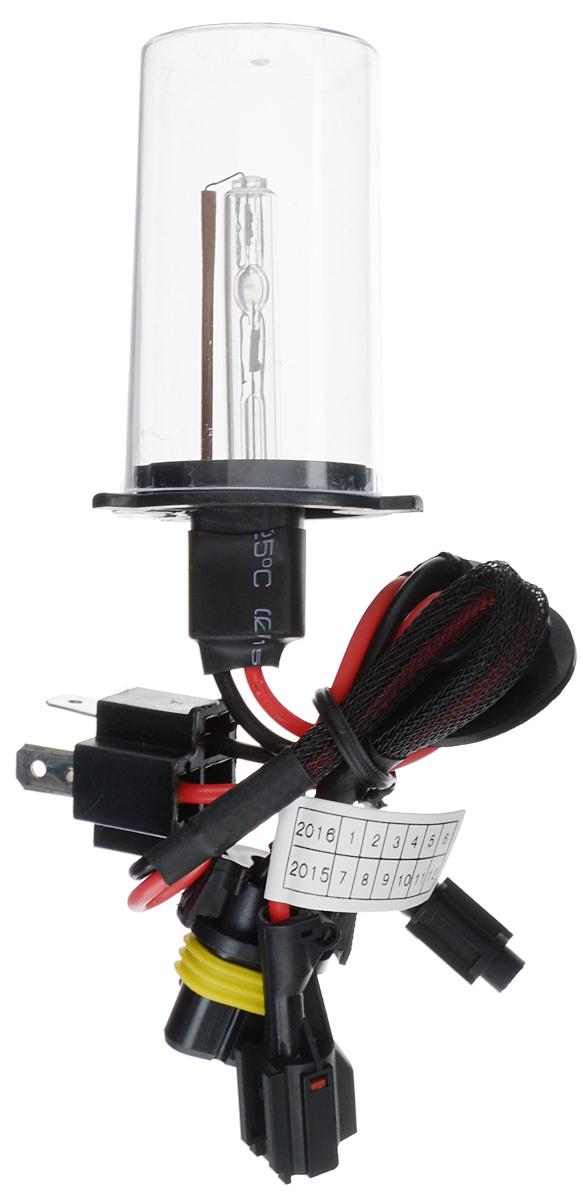 Лампа автомобильная ксеноновая Nord YADA, H4 моно, 5000K904046Лампа автомобильная ксеноновая Nord YADA - это электрическая ксеноновая газозарядная лампа для автомобилей и других моторных транспортных средств. Ксеноновая лампа - это источник света, представляющий собой устройство, состоящее из колбы с газом (ксеноном), в котором светится электрическая дуга, которая возникает вследствие подачи напряжения на электроды лампы. Лампа предназначена для ближнего света. Дает яркий белый свет, близкий по спектру к дневному. Высокая яркость обеспечивает хорошее освещение дороги и безопасность. Свет лампы насыщенный и интенсивный, поэтому она идеально подходит для освещения дороги во время тумана. Преимущества по сравнению с галогенной лампой: - Безопасность - лучше освещает дорогу, помогает быстрее среагировать на дорожную обстановку; - Экономичность - потребляет меньше, а светит ярче; - Увеличенный срок службы - не имеет нити накаливания, поэтому долговечна и не боится тряски.