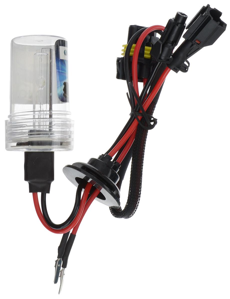 Лампа автомобильная ксеноновая Nord YADA, H27, 4300K904034Лампа автомобильная ксеноновая Nord YADA - это электрическая ксеноновая газозарядная лампа для автомобилей и других моторных транспортных средств. Ксеноновая лампа - это источник света, представляющий собой устройство, состоящее из колбы с газом (ксеноном), в котором светится электрическая дуга, которая возникает вследствие подачи напряжения на электроды лампы. Лампа дает яркий белый свет, близкий по спектру к дневному. Высокая яркость обеспечивает хорошее освещение дороги и безопасность. Свет лампы насыщенный и интенсивный, поэтому она идеально подходит для освещения дороги во время тумана. Преимущества по сравнению с галогенной лампой: - Безопасность - лучше освещает дорогу, помогает быстрее среагировать на дорожную обстановку; - Экономичность - потребляет меньше, а светит ярче; - Увеличенный срок службы - не имеет нити накаливания, поэтому долговечна и не боится тряски.