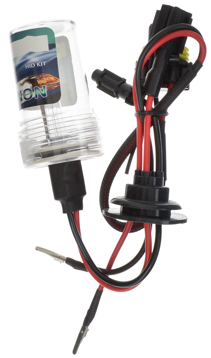 Лампа автомобильная ксеноновая Nord YADA, H27, 5000K904035Лампа автомобильная ксеноновая Nord YADA - это электрическая ксеноновая газозарядная лампа для автомобилей и других моторных транспортных средств. Ксеноновая лампа - это источник света, представляющий собой устройство, состоящее из колбы с газом (ксеноном), в котором светится электрическая дуга, которая возникает вследствие подачи напряжения на электроды лампы. Лампа дает яркий белый свет, близкий по спектру к дневному. Высокая яркость обеспечивает хорошее освещение дороги и безопасность. Свет лампы насыщенный и интенсивный, поэтому она идеально подходит для освещения дороги во время тумана. Преимущества по сравнению с галогенной лампой: - Безопасность - лучше освещает дорогу, помогает быстрее среагировать на дорожную обстановку; - Экономичность - потребляет меньше, а светит ярче; - Увеличенный срок службы - не имеет нити накаливания, поэтому долговечна и не боится тряски.