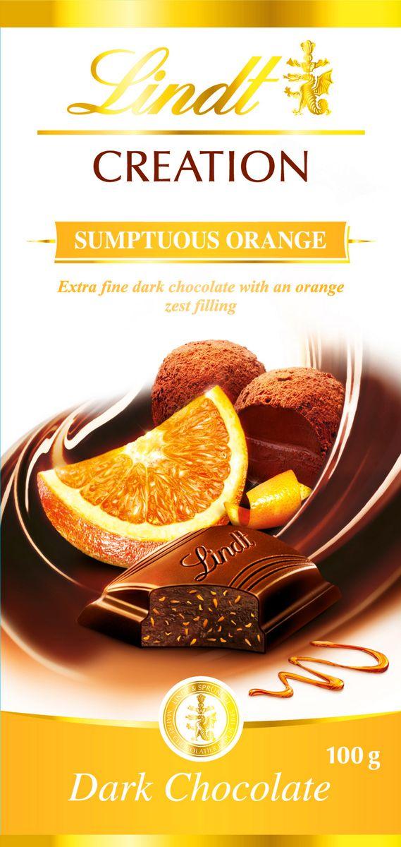 Темный шоколад необычного терпкого вкуса с начинкой из темного шоколадного мусса и апельсина