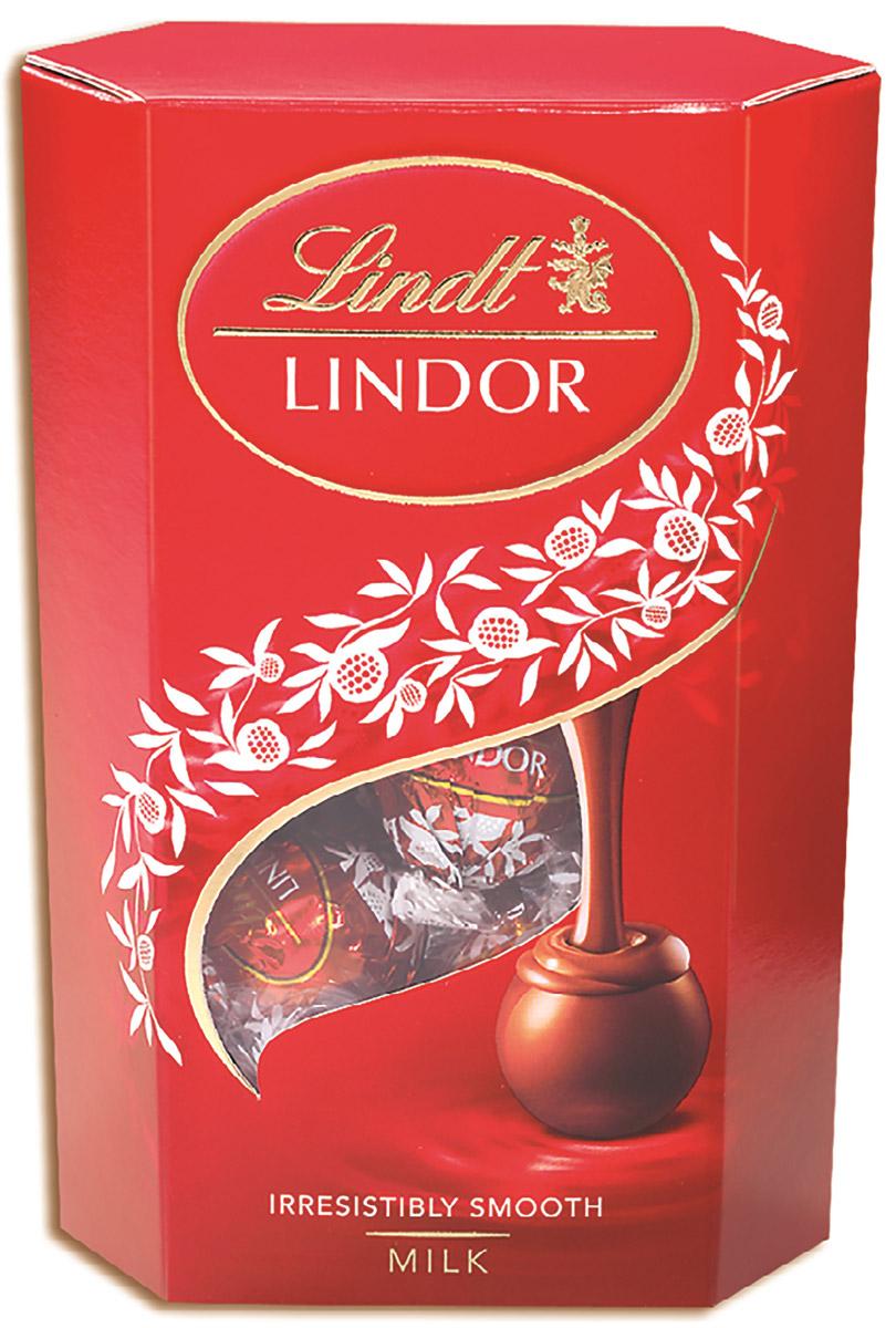 Lindt Lindor конфеты из молочного шоколада, 100 г