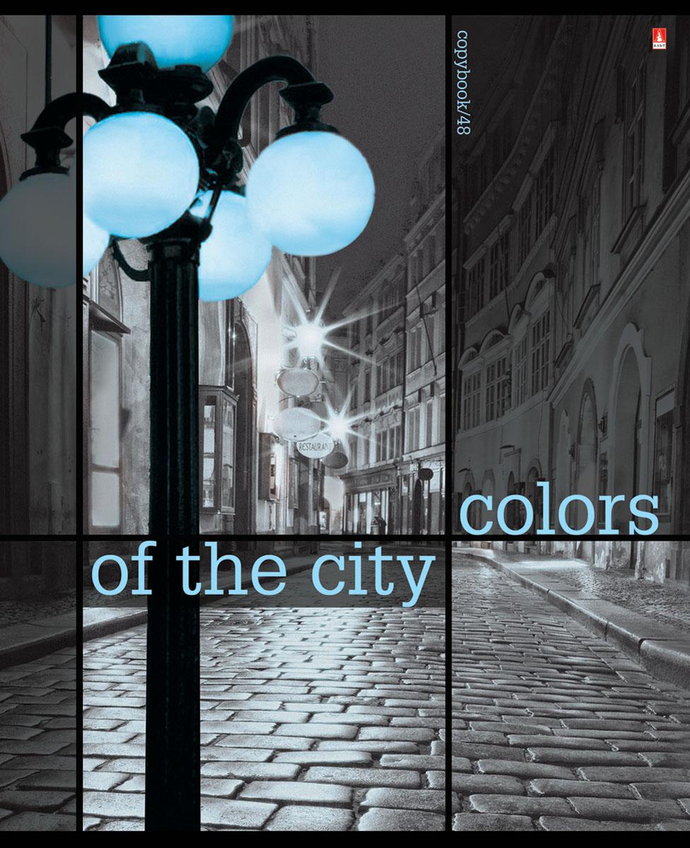 Альт Тетрадь Города Контрасты New 48 листов в клетку цвет голубой7-48-182Тетрадь Альт Города. Контрасты New подойдет студенту и школьнику. Всех любителей путешествий и больших городов порадует новая серия Города. Контрасты New. Обложка тетради выполнена из мелованного картона. Для создания визуально объемного, живого изображения использован эффект иридиум - печать на фольгированной обложке. Стремительный ритм жизни в мегаполисах запечатлен в кадрах городской романтики. Серия Города. Контрасты New станет мини-экскурсом в мир ночных столиц, которые легко узнать по знаковым символам. Внутренний блок тетради состоит из 48 листов белой бумаги, соединенных двумя металлическими скрепками. Стандартная линовка в клетку голубого цвета дополнена полями.