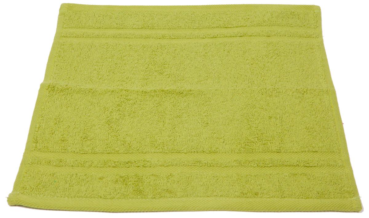 Полотенце махровое Arloni Marvel, цвет: оливковый, 33 х 33 см. 4403044030Полотенце Arloni Marvel, выполненное из натурального хлопка, подарит вам мягкость и необыкновенный комфорт в использовании. Ткань не вызывает аллергических реакций, обладает высокой гигроскопичностью и воздухопроницаемостью. Полотенце великолепно впитывает влагу, нежное на ощупь не теряет своих свойств после многократной стирки.