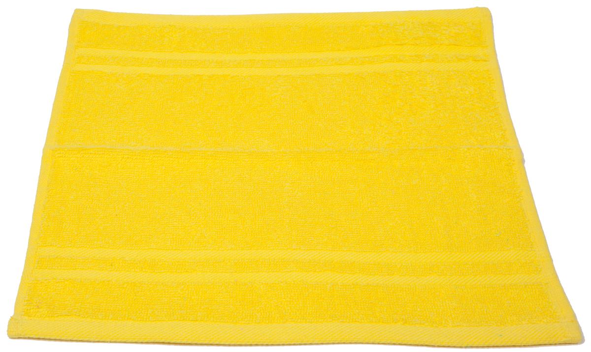 Полотенце махровое Arloni Marvel, цвет: желтый, 33 х 33 см. 4403644036Полотенце Arloni Marvel, выполненное из натурального хлопка, подарит вам мягкость и необыкновенный комфорт в использовании. Ткань не вызывает аллергических реакций, обладает высокой гигроскопичностью и воздухопроницаемостью. Полотенце великолепно впитывает влагу, нежное на ощупь не теряет своих свойств после многократной стирки.