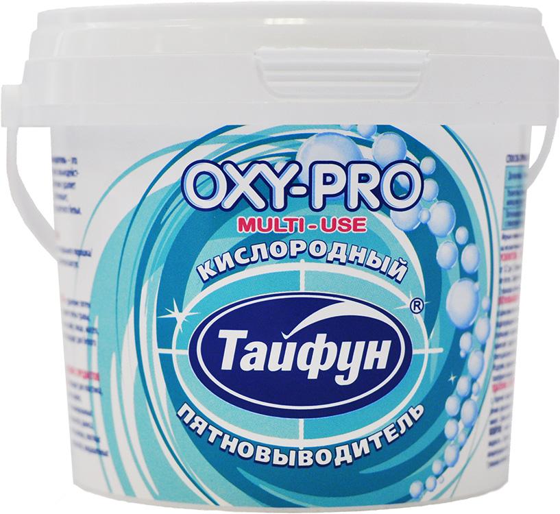 Кислородный пятновыводитель Тайфун OXY-PRO, 270 г392210Кислородный пятновыводитель Тайфун, 270 г, с мерной ложкой - это мощное чистящее средство на основе сильнодействующего кислорода, которое эффективно удаляет застарелые загрязнения и пятна, отбеливает, нейтрализует запахи, подходит для цветного белья. Усилитель стирки: усиливает действие стирального порошка, жидкого средства, таблеток, капсул. 1 упаковка - 24 стирки. Пятновыводитель: удаление пятен с одежды и белья: удаляет пятна травы, крови, вина, чая, кофе, масел и многие другие пятна. 1 упаковка - 49 циклов очистки. Удаление загрязнений с предметов и поверхностей: подходит для пластика, резины, стекла, камня, кафеля, эмалированных металлических поверхностей, фаянса, стеклокерамики, ковров, обивки мебели и т.д. 1 упаковка - 49 циклов очистки.