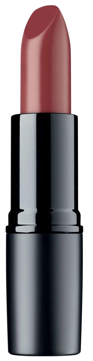 Artdeco Помада для губ матовая стойкая Perfect Mat Lipstick 125 4 г134.125Устойчивая помада с матовой текстурой - модный эффект и безупречный макияж губ весь день! Благодаря воскам в составе, помада идеально наносится, равномерно распределяется и не растекается за контуры губ. Интенсивный цвет и бархатная матовая текстура помогают создать яркий и соблазнительный макияж губ.