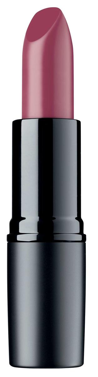 Artdeco Помада для губ матовая стойкая Perfect Mat Lipstick 144 4 г134.144Устойчивая помада с матовой текстурой - модный эффект и безупречный макияж губ весь день! Благодаря воскам в составе, помада идеально наносится, равномерно распределяется и не растекается за контуры губ. Интенсивный цвет и бархатная матовая текстура помогают создать яркий и соблазнительный макияж губ.